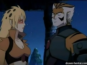 Furry sex: Thundercats