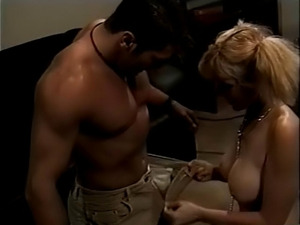 Randi Storm + John West - Hot Sweaty Pretend Doggie Sex