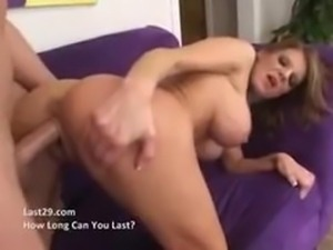 mother fucker gets a creampie