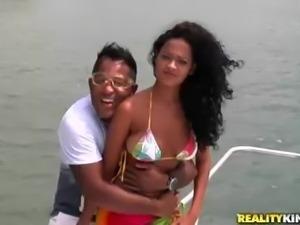 sexo no barco