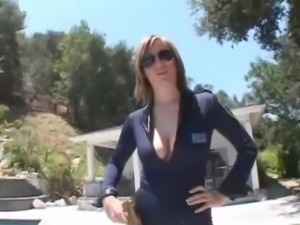 Fuck The Police - Officer Naomi Cruise
