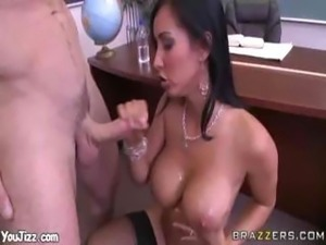 Teacher Isis Love Sucks Student Dick