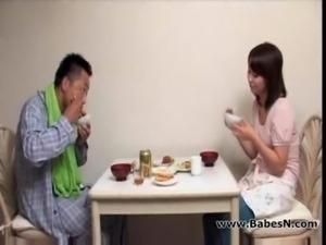 Asian milf stranger fuck free