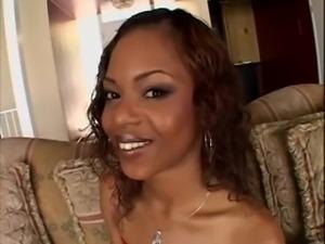 White Guys Run Ass To Mouth Train On Black Girl