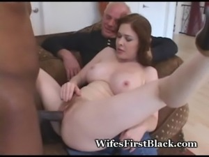 Wife's Pussy Squeezing Black Cu ... free