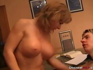 Hot German