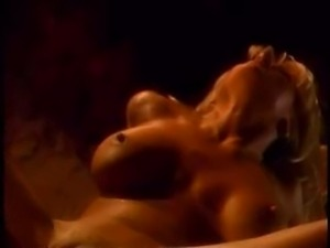Jill Kelly has the gods watching her in this one