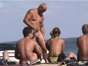 Nudist beach Canada 7-8 free