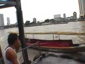 Thailand Bonnie's Deep BBC Anal & Facial