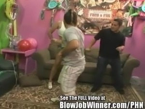 Porn Star Alanah Rae Blowing Her Dedicated Fan Kelly