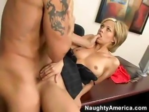 Jenny Screwed In The Office