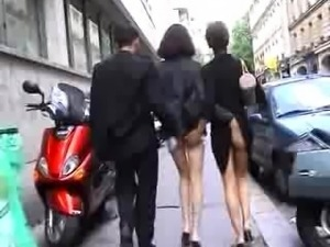 Second French voyeur vid.