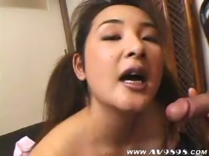 Nasty Japanese Chick w/ Big Tits