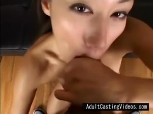 Teen girls slaps a cock against ... free