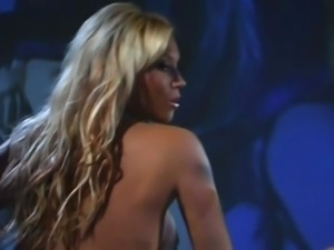 Nikki Benz - Lipstick Lingerie  Lesbians Scene 1