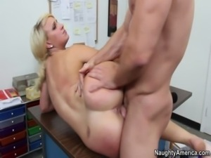 Destiny Jaymes - Naughty Office free