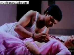 Vintage Indian mallu actress exposed on floor nice boobs