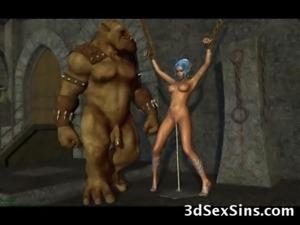 Creatures Bang 3D Princesses