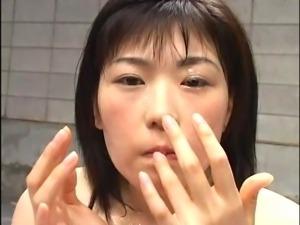 WTJ 002  Sayaka Tsutsumi  Japanese Bukkake