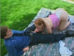 Teenie Kitty Marie fuck outdoor free