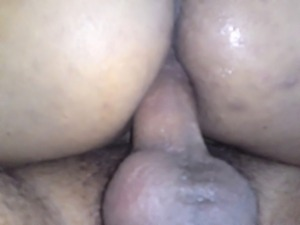 Pakistani guy fucking his gf from pussy to ass