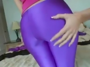Spandex Load Leggings Load