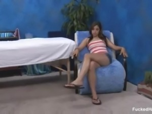 Gigi Rivera Gets the Perfect Massage