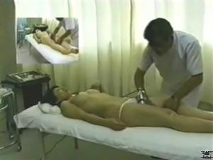 naughty masseur