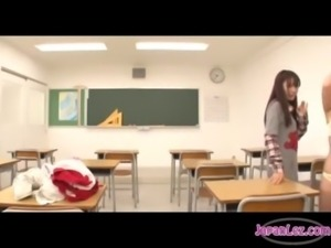 Schoolgirl Getting Her Pussy Ru ... free