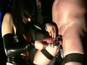 Hardcore Cock & Ball Torture