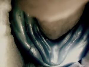 Fucking my Avatar Alien Fleshlight