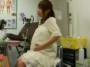Pregnant japanese