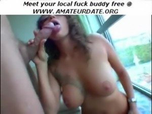 Amazing Mature babe deepthroat  ... free