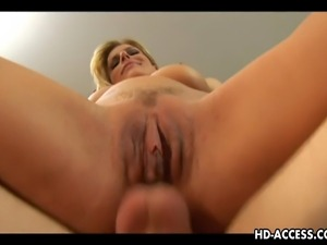 Check out this really hot blond MILF that we have for you right here Darryl...