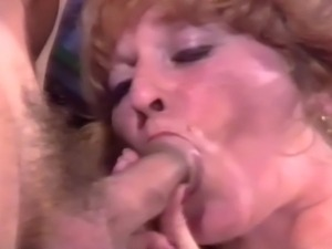Suck that man's cock like never before! She doesn't hesitate in  the way...