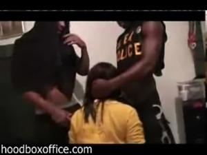 black hood ghetto Thick Chocola ... free