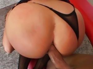 flower tucci from asses for the masses