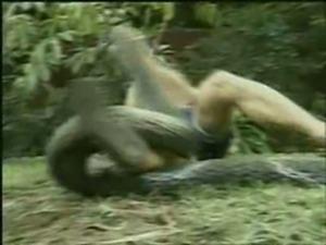 Anita Blond takes on trouser snake free