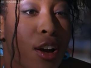 Candace Washington, Nikita Cash GirlGirl Scene