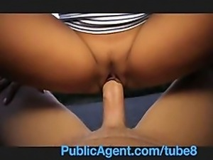 PublicAgent Big Dick Riding Compilation Volume Two
