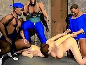 Dark Alley 3D Fun