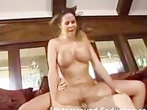 Gianna Michaels Gets Fucked Hard