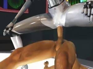 Doppelganger-Cartoon 3D