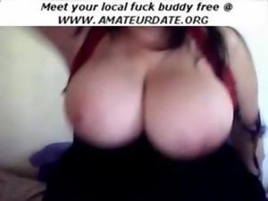 BBW amateur big tits boobs anal ... free