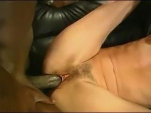 Black Dude fucks the wife infront of her husband, he even gets to do anal