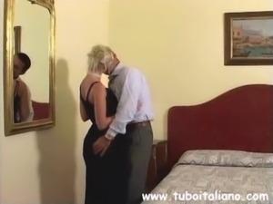 Italian Blonde Anal Biondina free