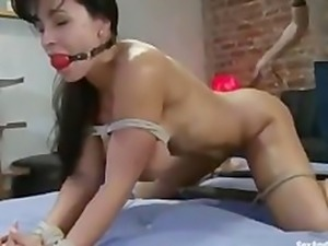 Lisa Ann and James Dean in Sex and Submission