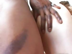 Black dick in white chicks bobbi starr