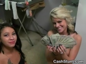 Money Talks Stunt Ends In Share ... free