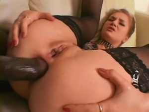 BBC Gives Masha A Anal Creampie free